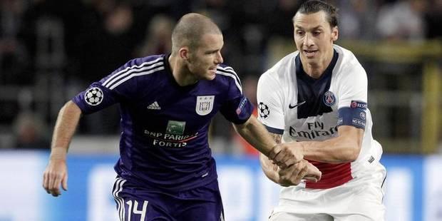 Anderlecht réclame plus de tickets pour le match au PSG - La Libre