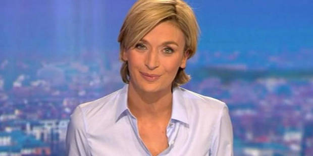 Julie Morelle prend congé du JT de la RTBF - La Libre