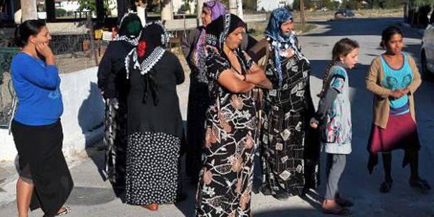 Les Roms? Des sous-citoyens européens