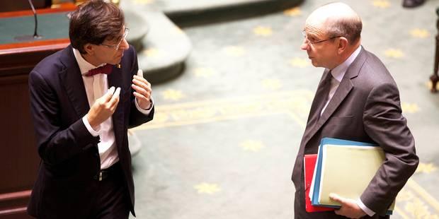 Le déficit budgétaire belge est à 2,8% du PIB - La Libre