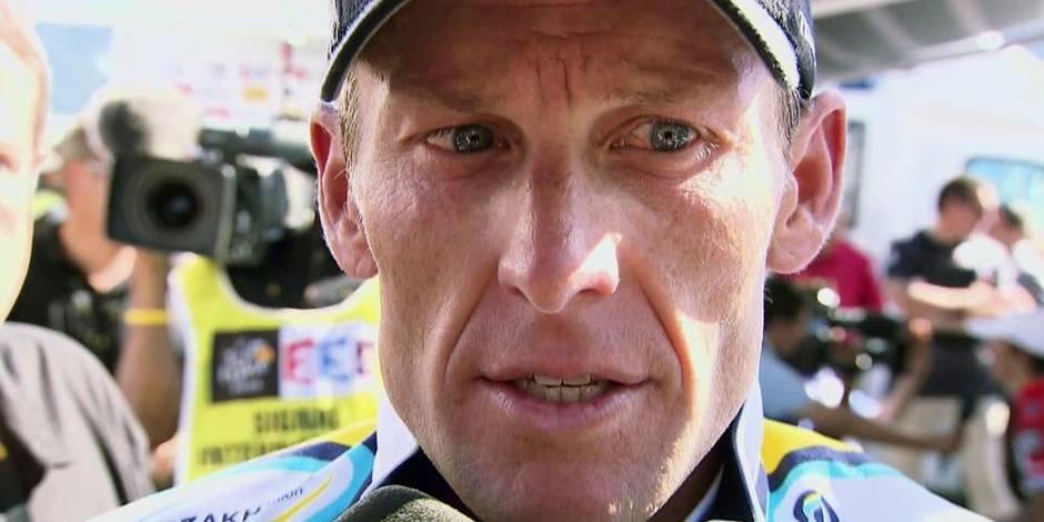 """Lance Armstrong: """"Le cyclisme a changé durant l'hiver 1993"""""""