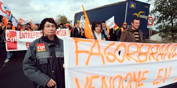 Espagne: le groupe Fagor va déposer le bilan - La Libre