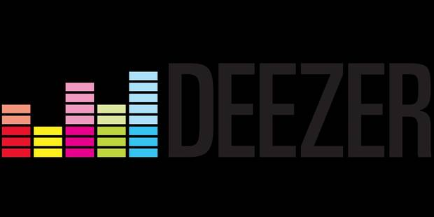 """Deezer étoffe son offre et veut devenir un """"dropbox de la musique"""" - La Libre"""