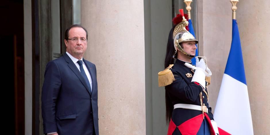 Hollande lance le centenaire de 14-18 sur fond de crise