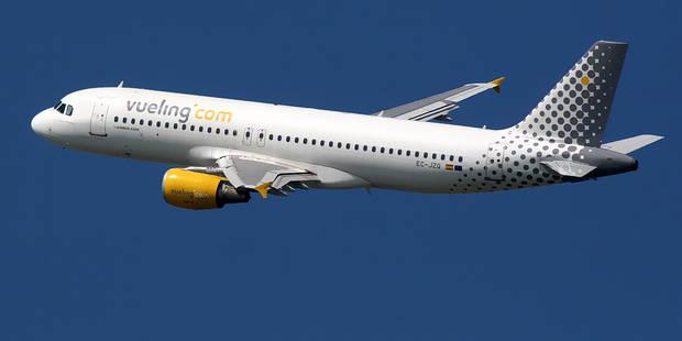 """Une compagnie low cost espagnole pour """"concurrencer Ryanair"""" - La Libre"""