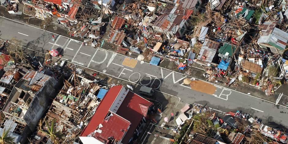 Les Philippines, royaume des catastrophes naturelles en série