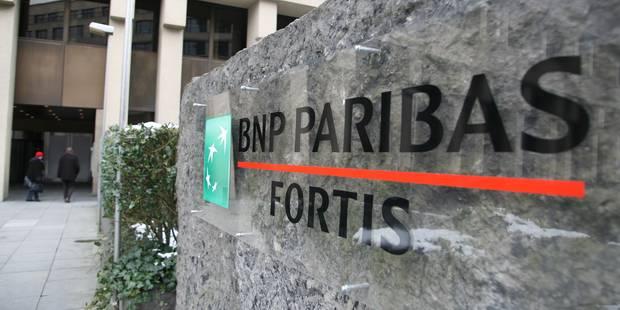 La vente des parts de BNP Paris Fortis entièrement consacrée à la baisse de la dette - La Libre