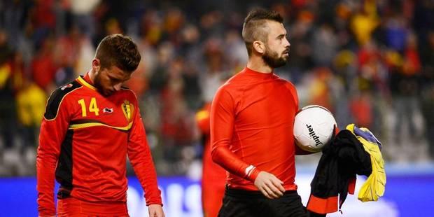 Belgique-Colombie: 0-2, première défaite en un an - La Libre