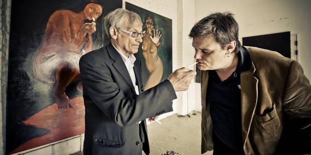 """L'art actuel et les """"zotjes"""" - La Libre"""