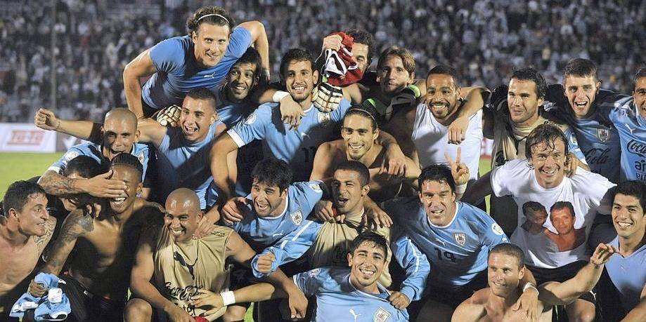 L'Uruguay dernier qualifié pour le Mondial 2014 au Brésil