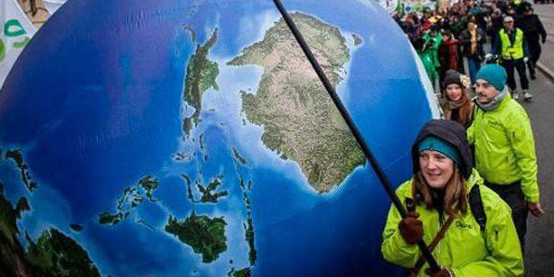 Climat: Greenpeace et WWF claquent la porte à Varsovie - La Libre