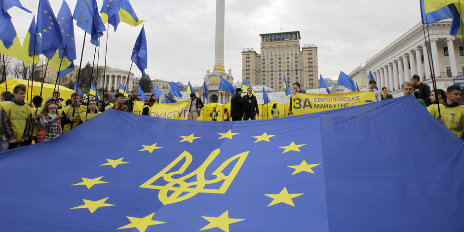 L'accord d'association de l'Ukraine avec l'UE enterré