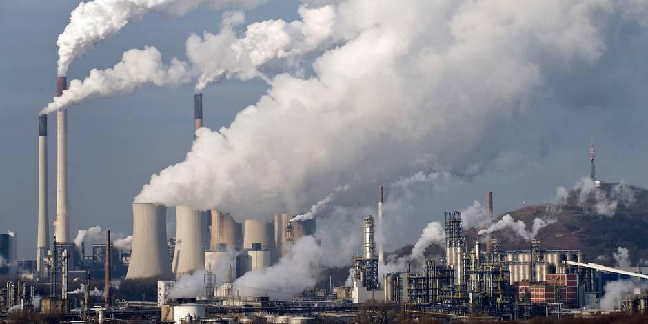 Réchauffement climatique: la Belgique pas épargnée