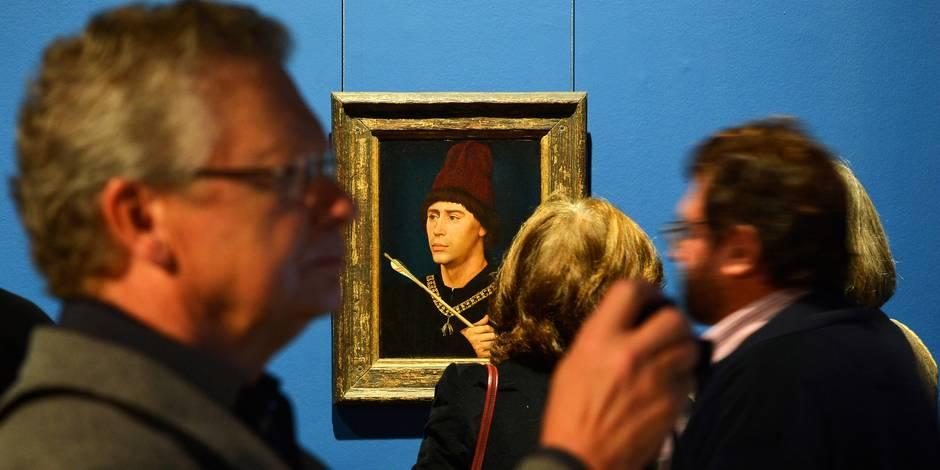 L'expo van der Weyden aux Beaux-Arts doit fermer!
