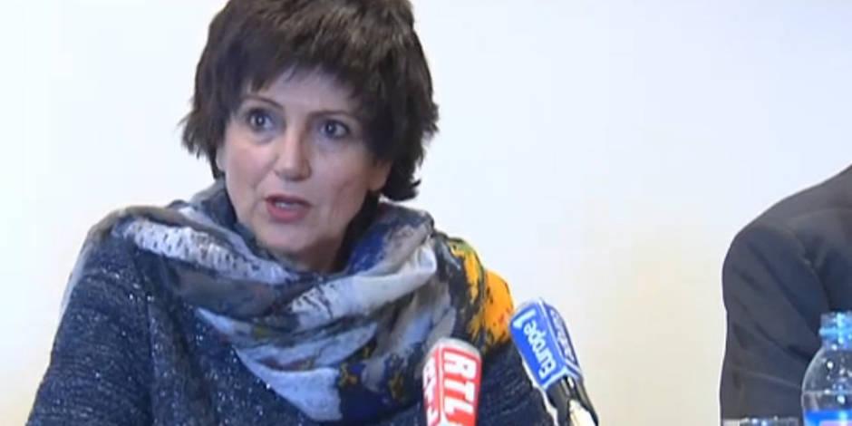 Une ministre française révèle qu'elle souffre d'un cancer