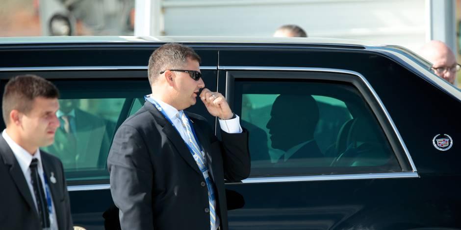Kennedy: Obama assure que sa propre sécurité ne l'obsède pas