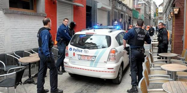 Nouvelle agression dans le Carré à Liège - La Libre