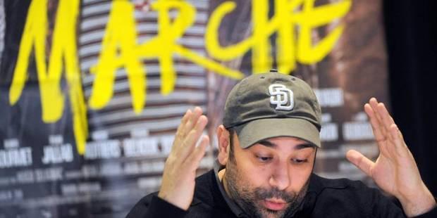 """Une chanson liée au film """"La Marche"""" fait bondir Charlie Hebdo - La Libre"""