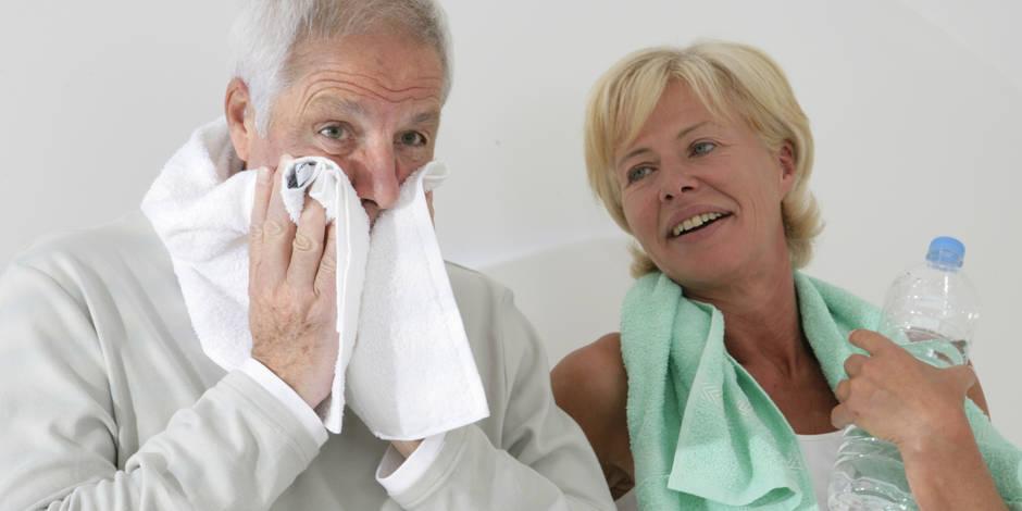 Vieillir en bonne santé, il n'est jamais trop tard