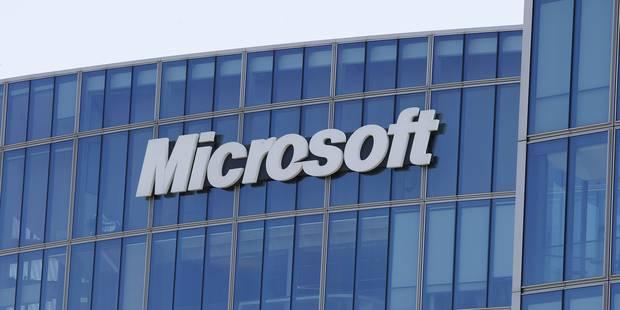 Des escrocs se font passer pour Microsoft - La Libre