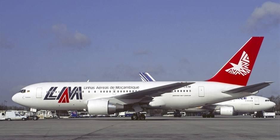 Namibie: 33 morts dans le crash d'un avion de la compagnie mozambicaine LAM