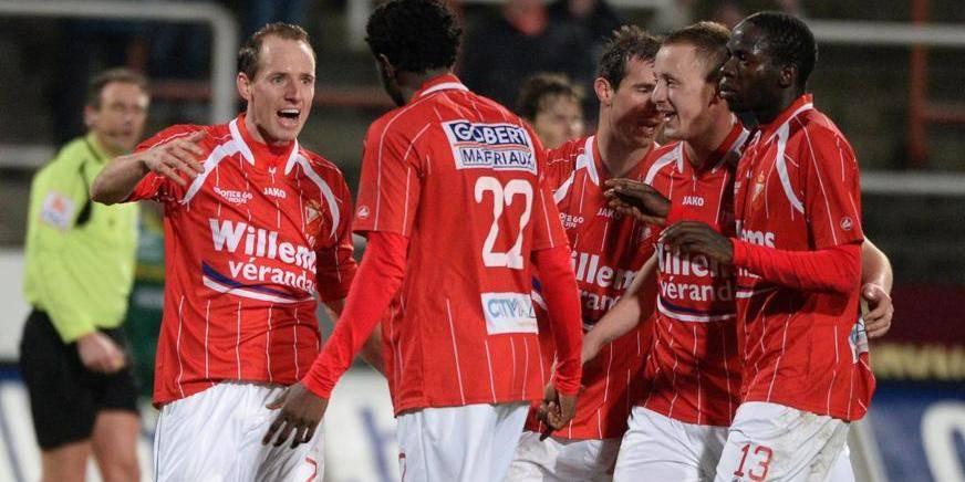 Deux bons partages pour Mons et Charleroi