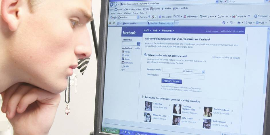 Quand Facebook en a marre d'être espionné