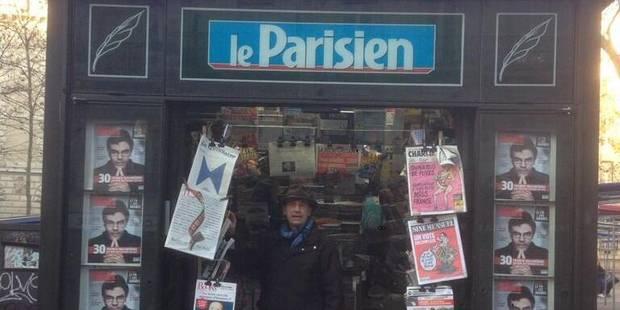 #Tweetreportage: un kiosque en direct sur Twitter - La Libre