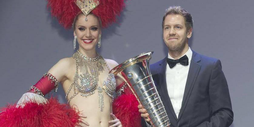 Sebastian Vettel va devenir papa