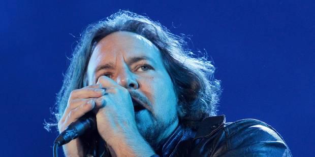 Le festival Rock Werchter accueillera Pearl Jam en 2014 - La Libre