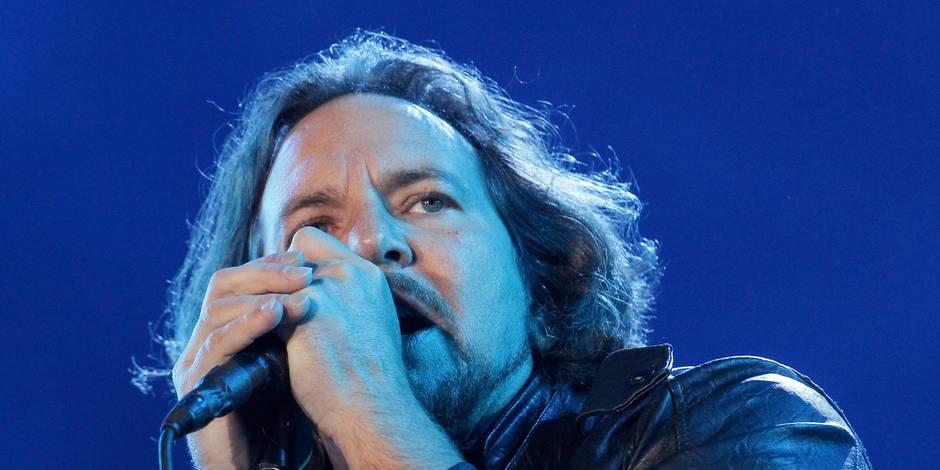 Le festival Rock Werchter accueillera Pearl Jam en 2014