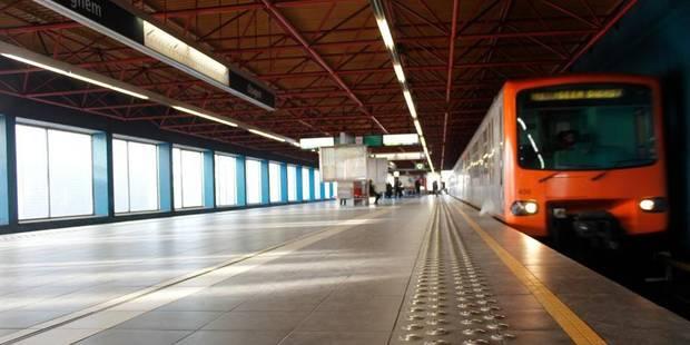 La circulation des métros bruxellois rétablie entre Beekkant et Arts-Loi - La Libre