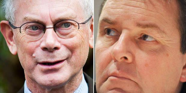 Un eurodéputé N-VA mécontent des propos de Van Rompuy sur la Catalogne