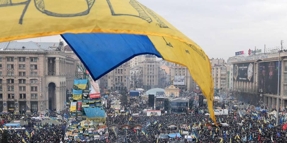 """Lettre de Kiev: """"Ne nous laissez pas seuls avec ce monstre"""""""