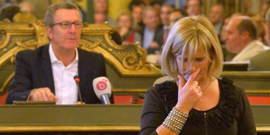 Polémique/CPAS de Bruxelles: Pascale Peraita a quitté le logement qu'elle occupait
