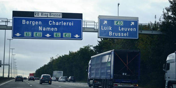 Bientôt de nouvelles limitations de vitesse sur les rings belges?