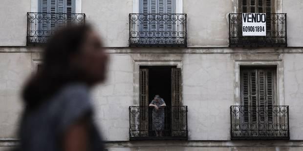 L'immobilier espagnol pris d'assaut par les investisseurs étrangers - La Libre