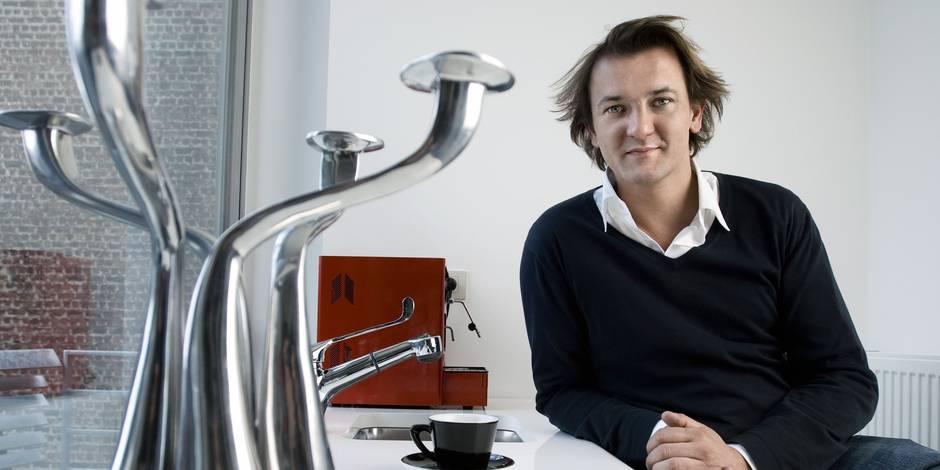 Le designer belge qui fait un carton à Paris
