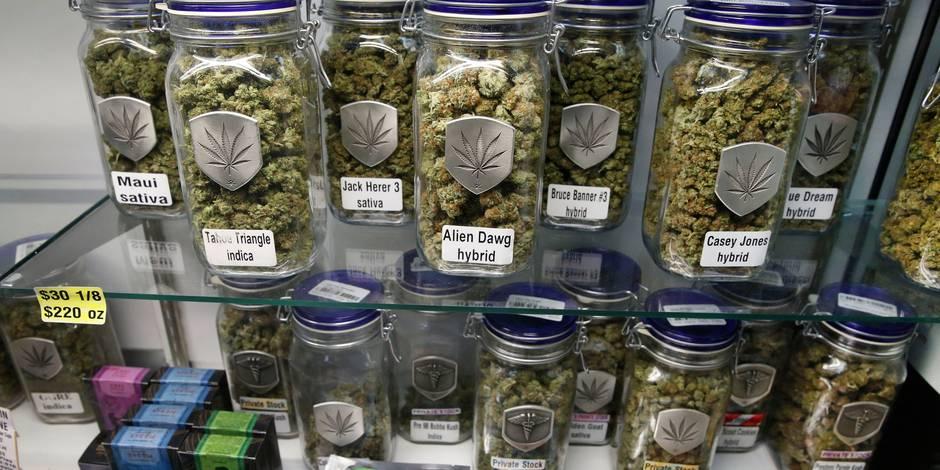 """Cannabis: les Etats-Unis ouvrent leurs premiers """"coffee shops"""""""