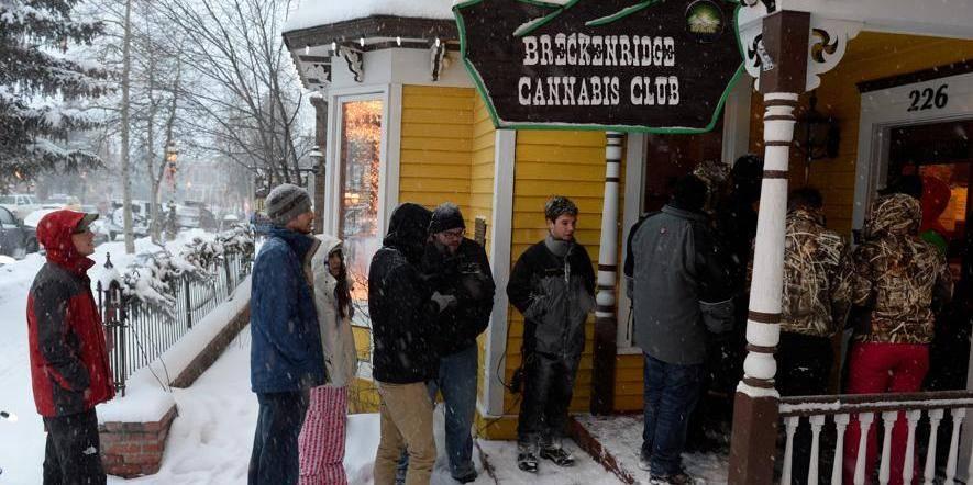 USA: l'industrie du cannabis dopée en Bourse par le Colorado