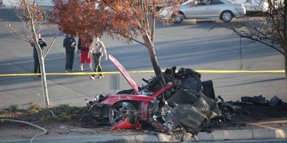 La voiture dans laquelle l'acteur Paul Walker a trouvé la mort était lancée à 160 km/h