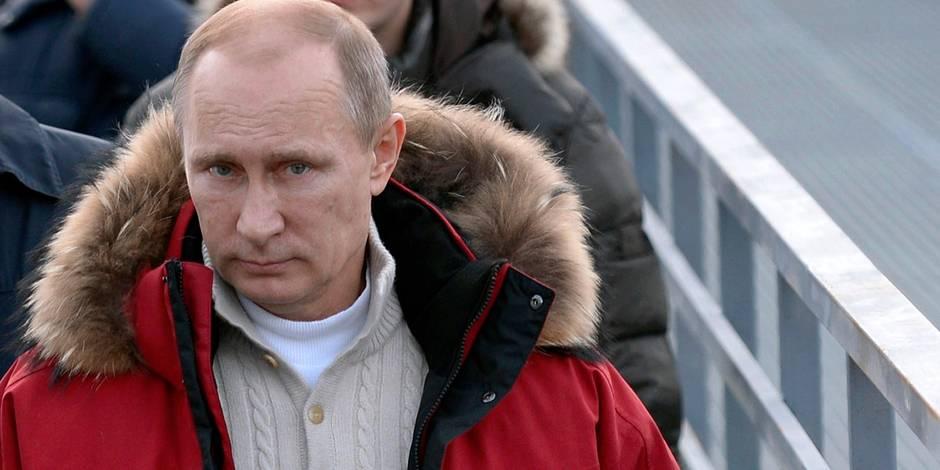 """Sotchi: Poutine autorise les manifestations dans une """"zone spéciale"""""""
