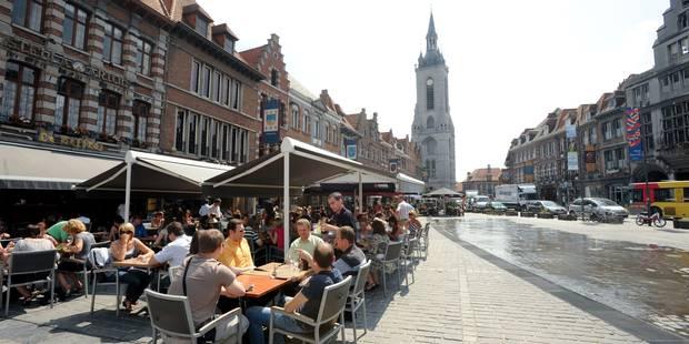 Le wifi sera gratuit dans le centre-ville de Tournai - La Libre