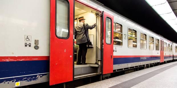 Du wifi dans les trains et les gares en Belgique? - La Libre