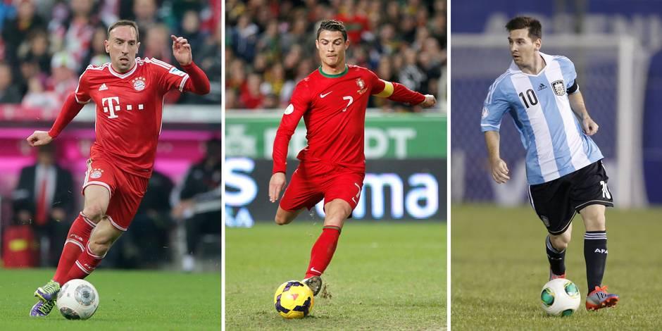 Ballon d'Or: le grand soir pour Cristiano Ronaldo?