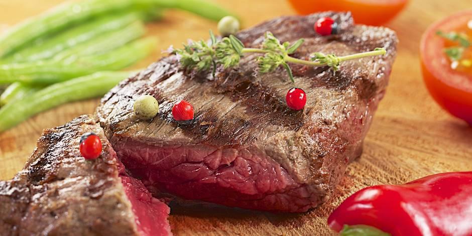 Viande rouge et cancer du côlon: réduisons!