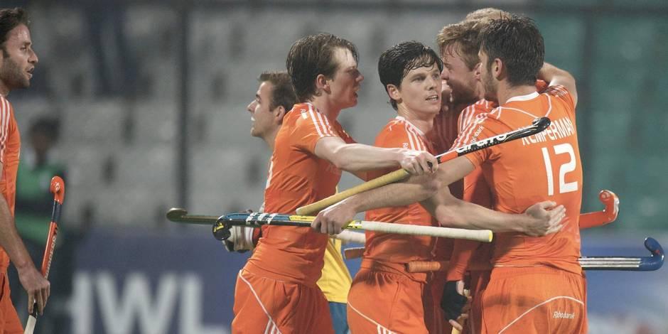 Ligue mondiale: victoire des Pays-Bas