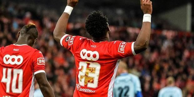 """Batshuayi: """"Je reste au Standard jusqu'en fin de saison"""" - La Libre"""