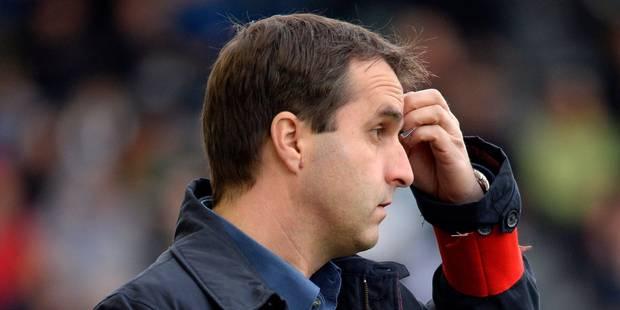 Ronny Van Geneugden n'est plus l'entraîneur d'Oud Heverlee Louvain - La Libre