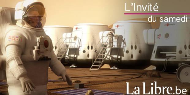 """Un """"aller simple"""" pour coloniser la planète Mars - La Libre"""